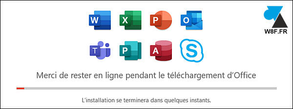 tutoriel installer pack Office 365 gratuit