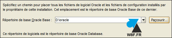 tutoriel installer Oracle 19c Database SGBD