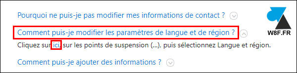 modifier supprimer photo profil Office 365