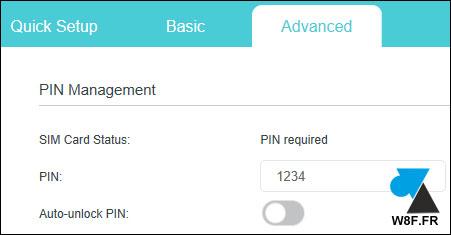 routeur 4G TPLink TL MR6400