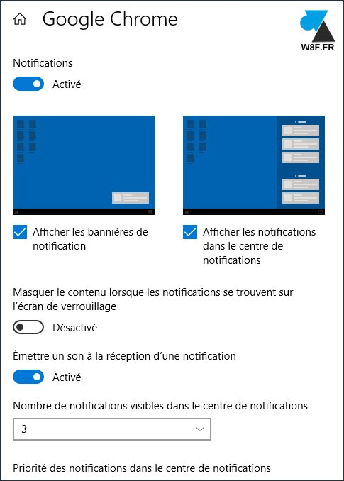 Windows 10 1909 19H2 notifications