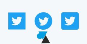 Twitter logo WF
