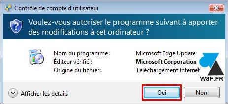 tutoriel controle utilisateur Windows 7