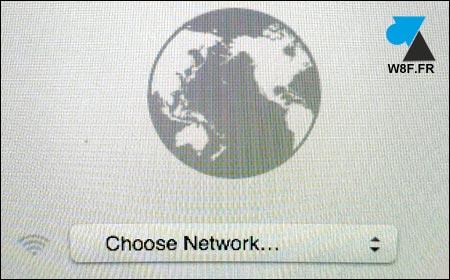 tutoriel réinstaller macOS Mac OS X