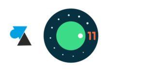 Google Android 11 logo