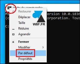 tutoriel cmd personnaliser invite de commandes Windows
