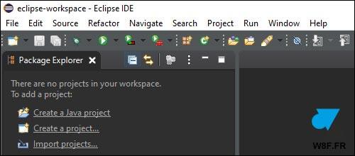 theme Eclipse dark foncé sombre theme noir