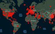 Les cartes pour suivre l'avancée du coronavirus