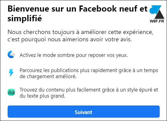 tutoriel Facebook 2020 2021