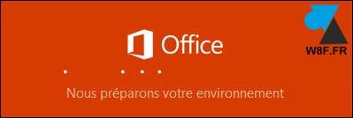 téléchargement Office 365