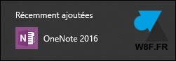 tutoriel installation OneNote Windows 10 logiciel gratuit