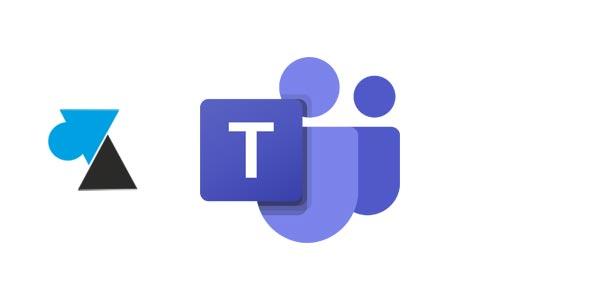 Microsoft Teams : activer les sous-titres pour transcrire une réunion audio / vidéo