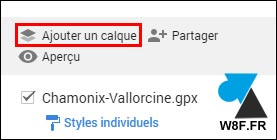 tutoriel Google My Maps import calques