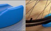 Support de roue avant de vélo home trainer pour imprimante 3D