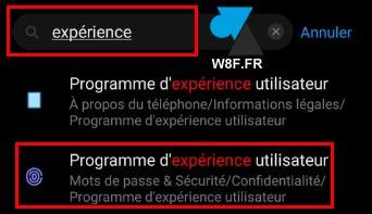 tutoriel Xiaomi paramètres expérience utilisateur