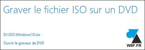 graver ISO DVD Windows 10 W10