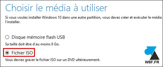 Windows 10 Media Creation Tool ISO