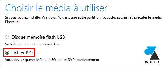 Windows 10 Media Creation Tool ISO