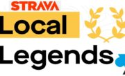 Strava : afficher les segments Local Legend