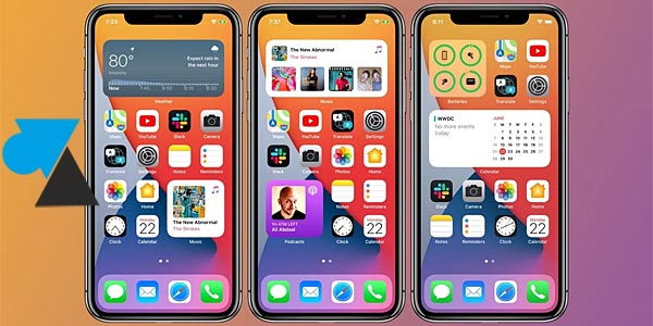 iOS 14 : le « tap » sur le dos de l'iPhone