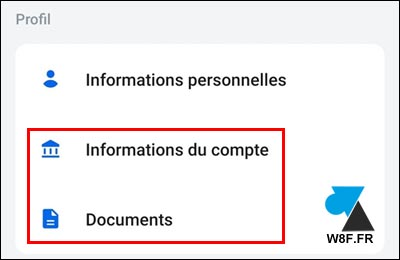 tutoriel Revolut informations documents