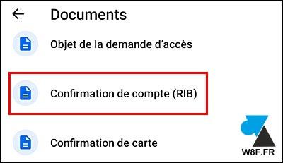 tutoriel Revolut information de compte RIB