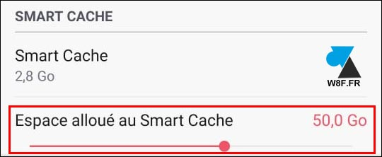 tutoriel Deezer smart cache