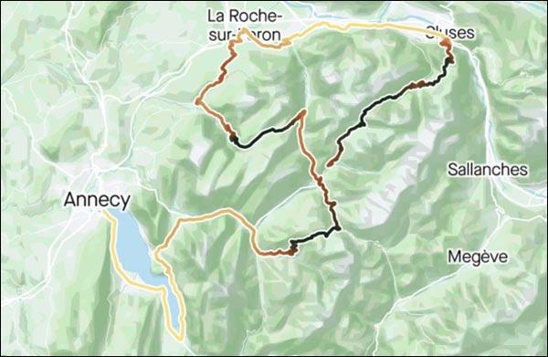 strava elevationmap