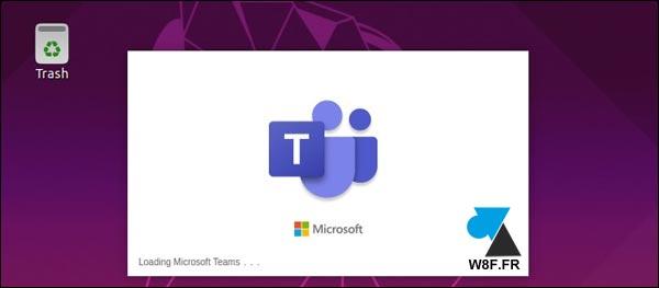 Microsoft Teams Ubuntu Debian Linux