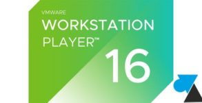 VMware Workstation Player 16 logo
