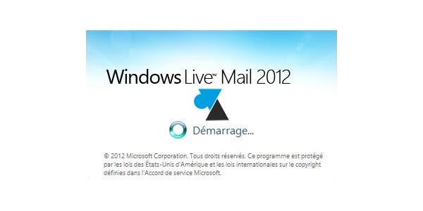 Windows Live Mail et Windows 10 : « Le message n'a pas pu être affiché »