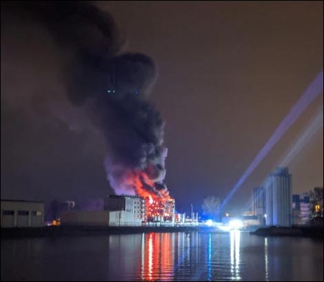 incendie OVH mars 2021