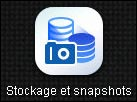 tutoriel NAS QNAP configurer stockage snapshot