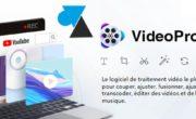 Test logiciel vidéo VideoProc