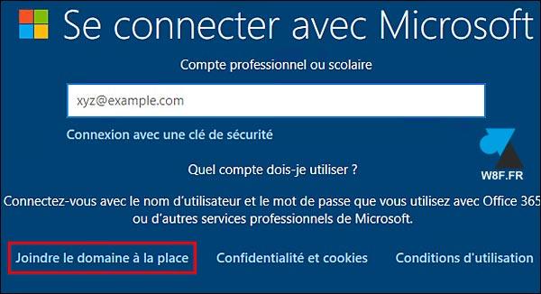 tutoriel configurer compte local Windows 10