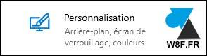 tutoriel Windows 10 parametres personnalisation