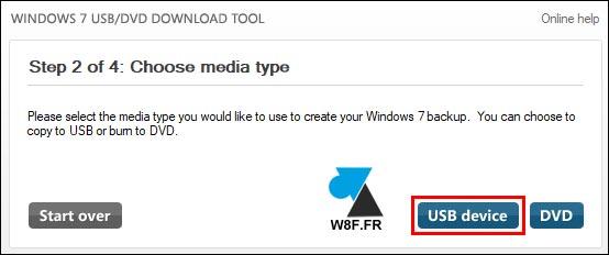 tutoriel créer clé USB installation Windows 10 fichier ISO