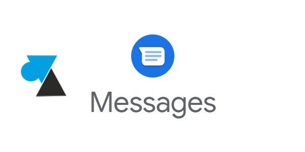 Google Messages : programmer l'envoi d'un SMS