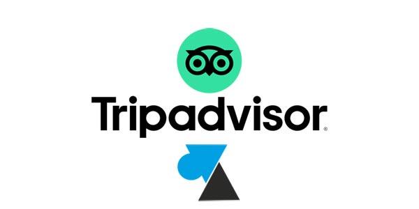 Supprimer un compte Tripadvisor