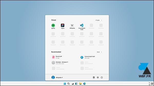 tutoriel Windows 11 gratuit bureau desktop