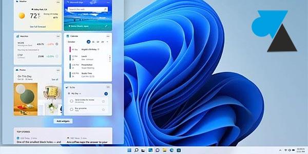 Télécharger et installer la version de test Windows 11