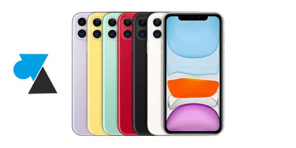 Identifier le modèle de votre iPhone