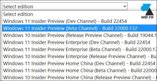 tutoriel Windows 11 W11 telecharger iso insider