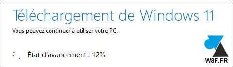 tutoriel télécharger Windows 11 clé USB W11